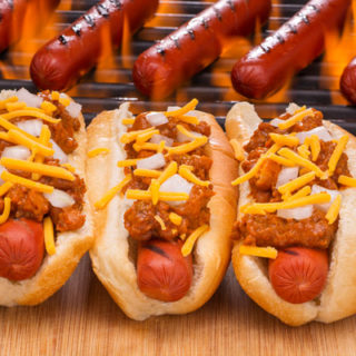 Slow Cooker Hot Dogs Recipe
