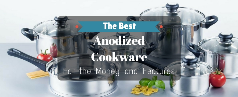 best anodized cookware