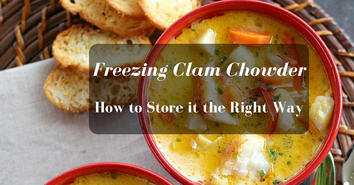Can Freeze Food With Cream Soups