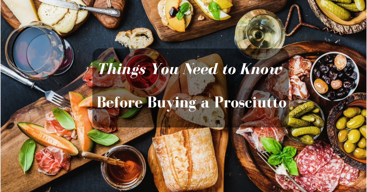 How Long Does Prosciutto Last: Things You Need to Know ...