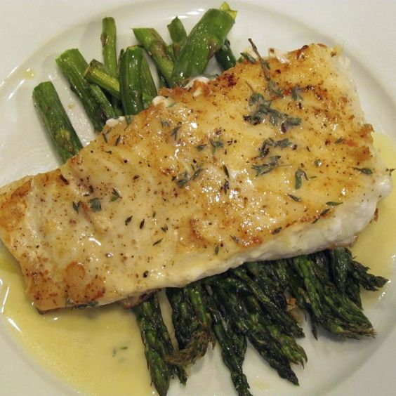 5 best substitutes for halibut