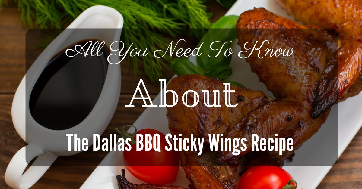 dallas-bbq- sticky-wings-recipe