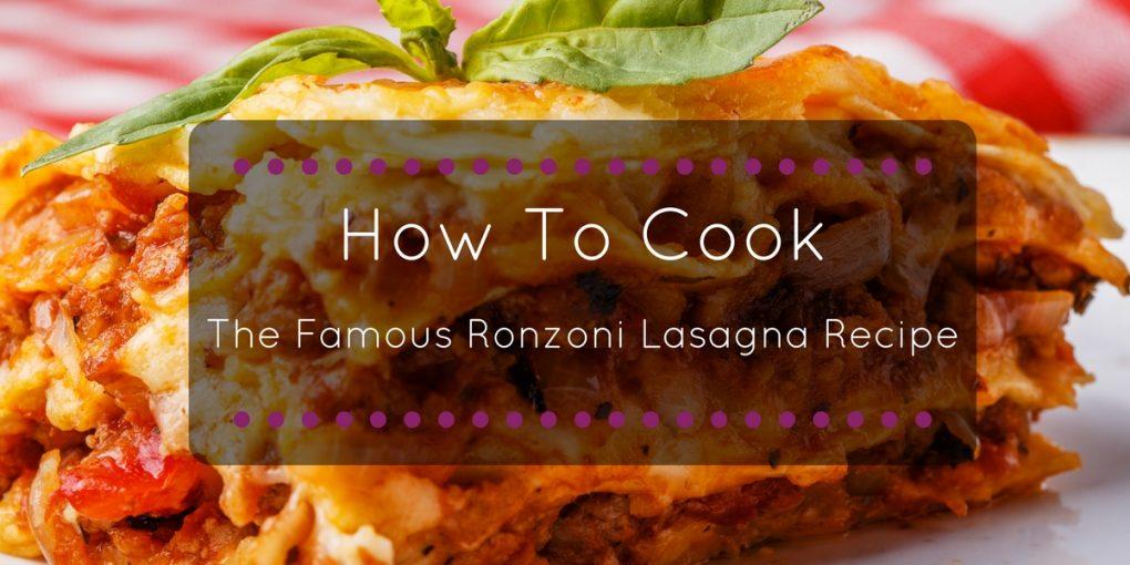 ronzoni-lasagna-recipe
