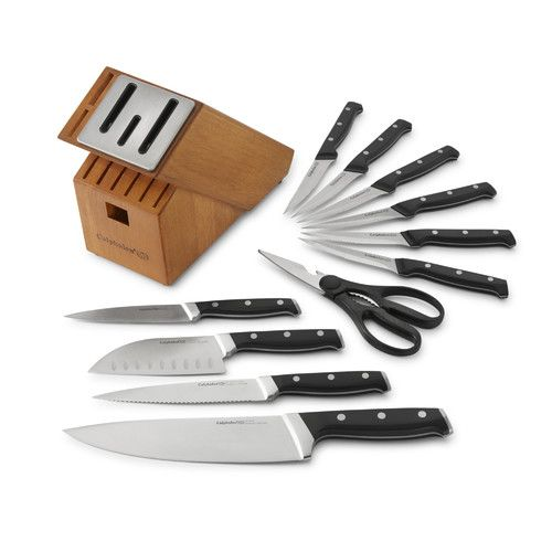 Calphalon Classic Self-Sharpening Cutlery Knife Block Set