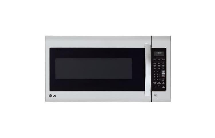 LG LMV2031ST Stainless Steel Over-the-Range Microwave