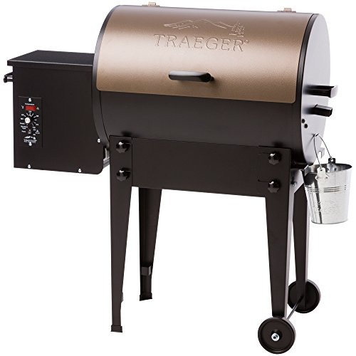 Traeger TFB29LZA Grills Junior Elite Wood Pellet Grill and Smoker