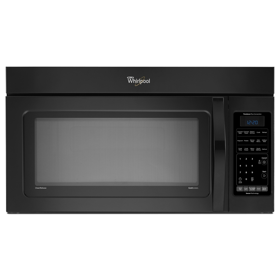 Whirlpool WMH31017FB 1.7 Cubic Feet Over-the-Range Microwave Oven