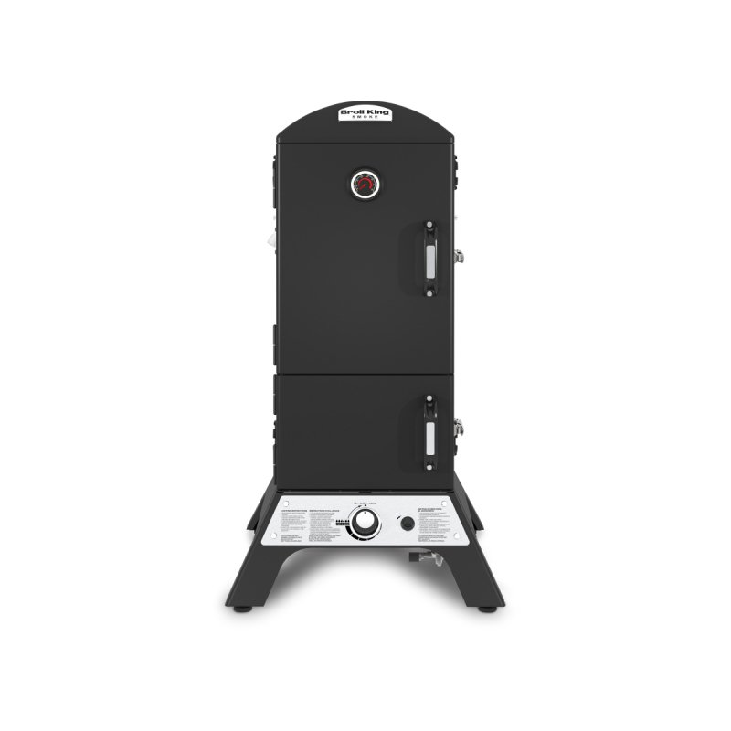 Broil King 923617 Smoke Vertical Natural Gas Cabinet Smoker