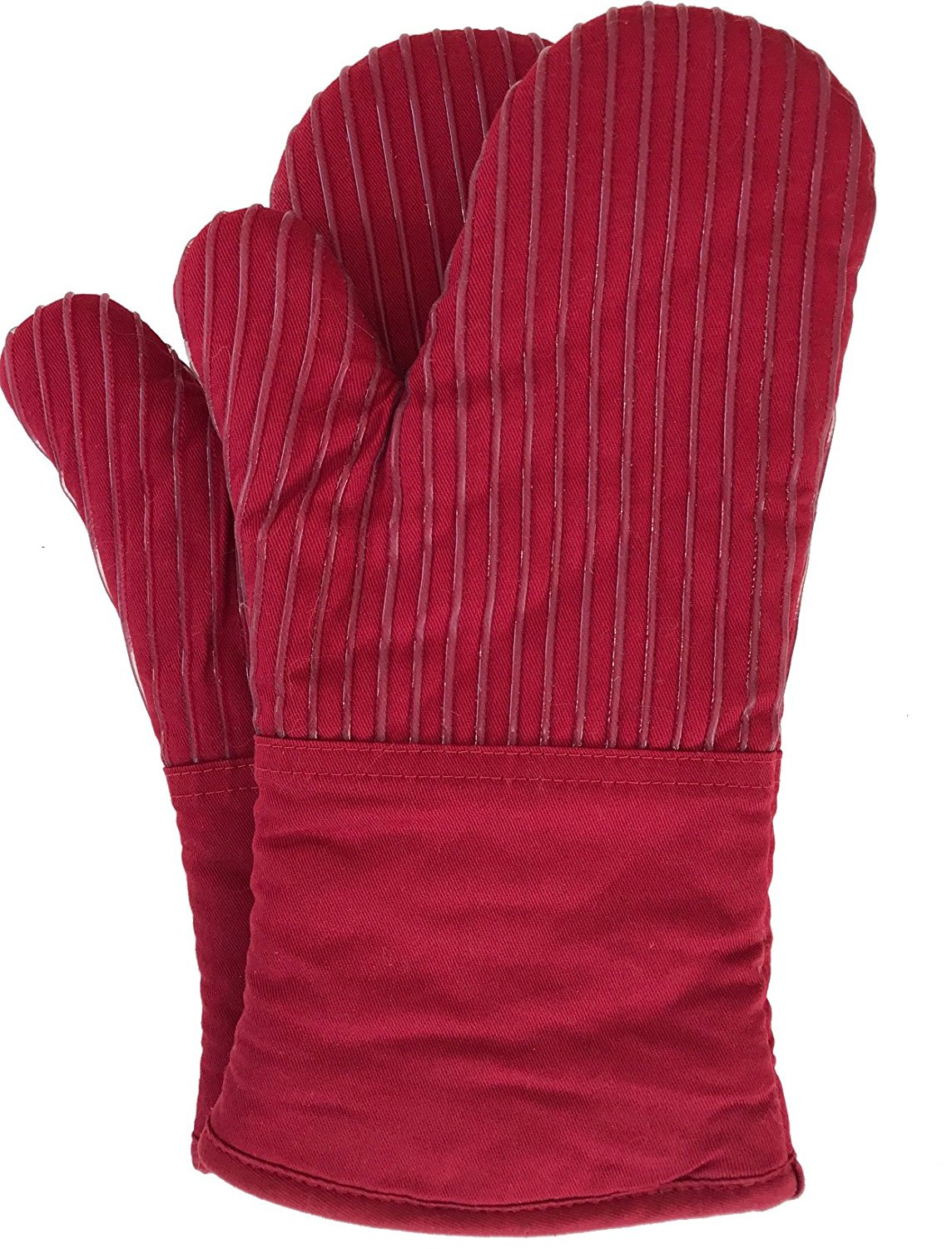 Big Red House Oven Mitts