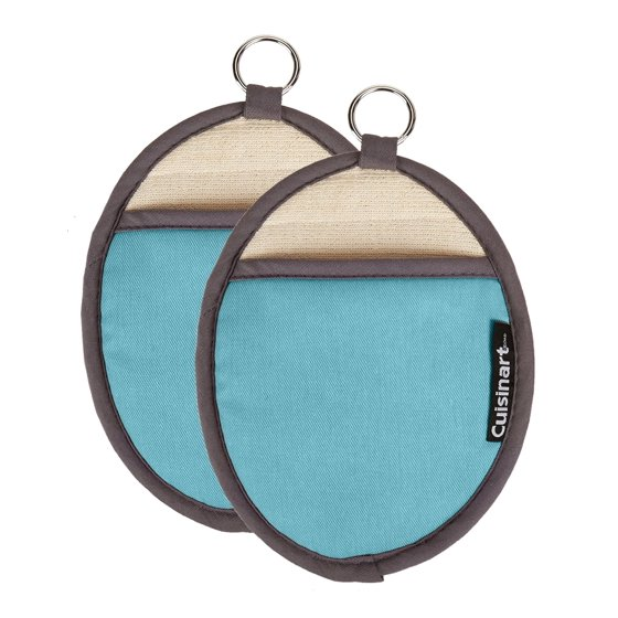 Cuisinart Silicone Oval Pot Holders