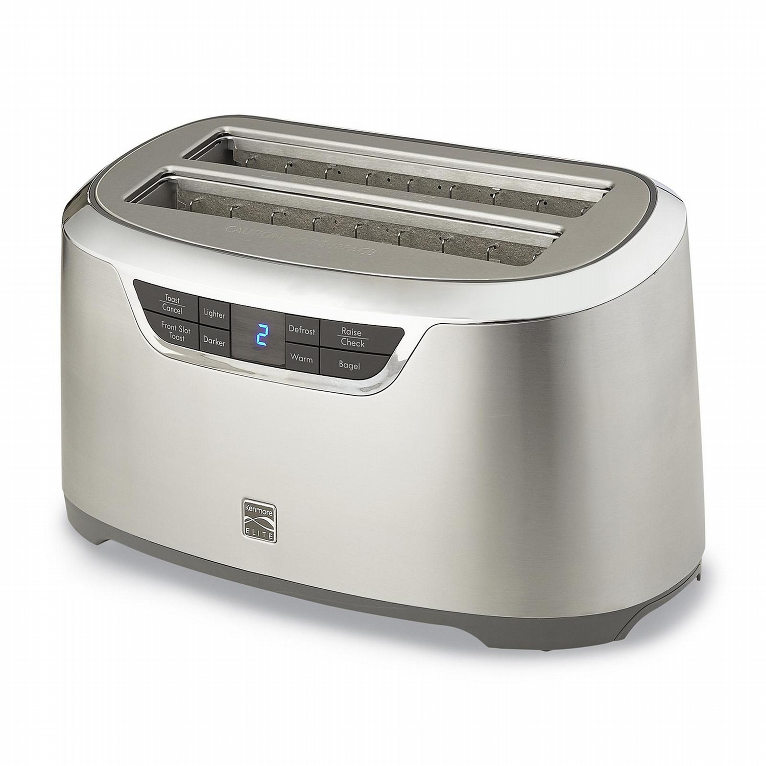 Kenmore Elite 76774 4-Slice Auto-Lift Long Slot Toaster