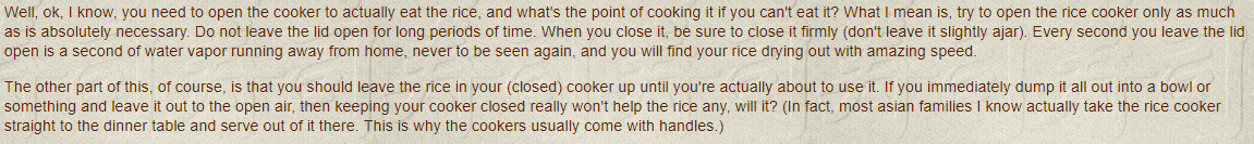 H2_ Keep Your Rice Cooker Closed