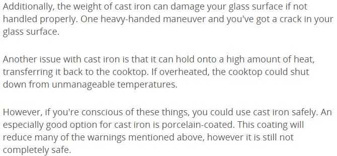 Cast Iron What You Should Know 2