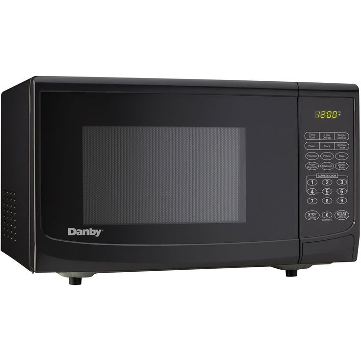 Danby DMW7700BLDB 0.7 Cubic Feet Microwave Oven