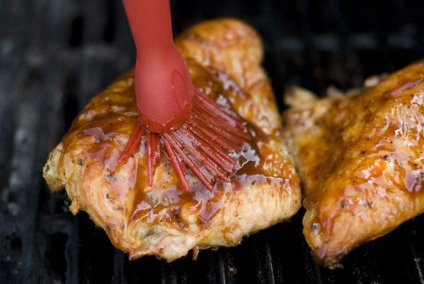 Grill Chicken On A Gas Grill