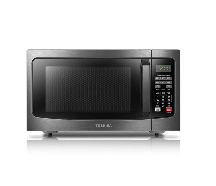Toshiba EM131AfC-BS Microwave Oven