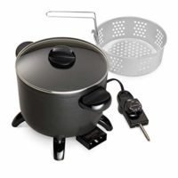 Presto 06006 Kitchen Kettle Multi-Cooker/Steamer