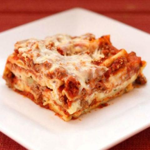Ronzoni Lasagna Recipe