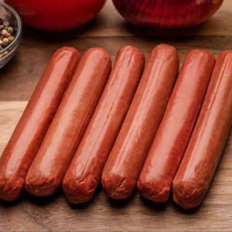 Fresh Beef Frankfurters Recipe