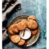 No Roll Sugar Cookies Recipe