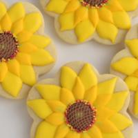 Sunflower Cookies Recipe