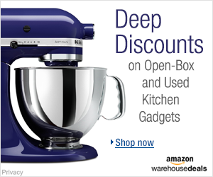 open box deals kitchen gadgets amazon