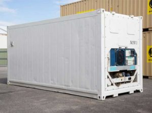 Rent & Buy Refrigerated Shipping Containers Dallas, TX
