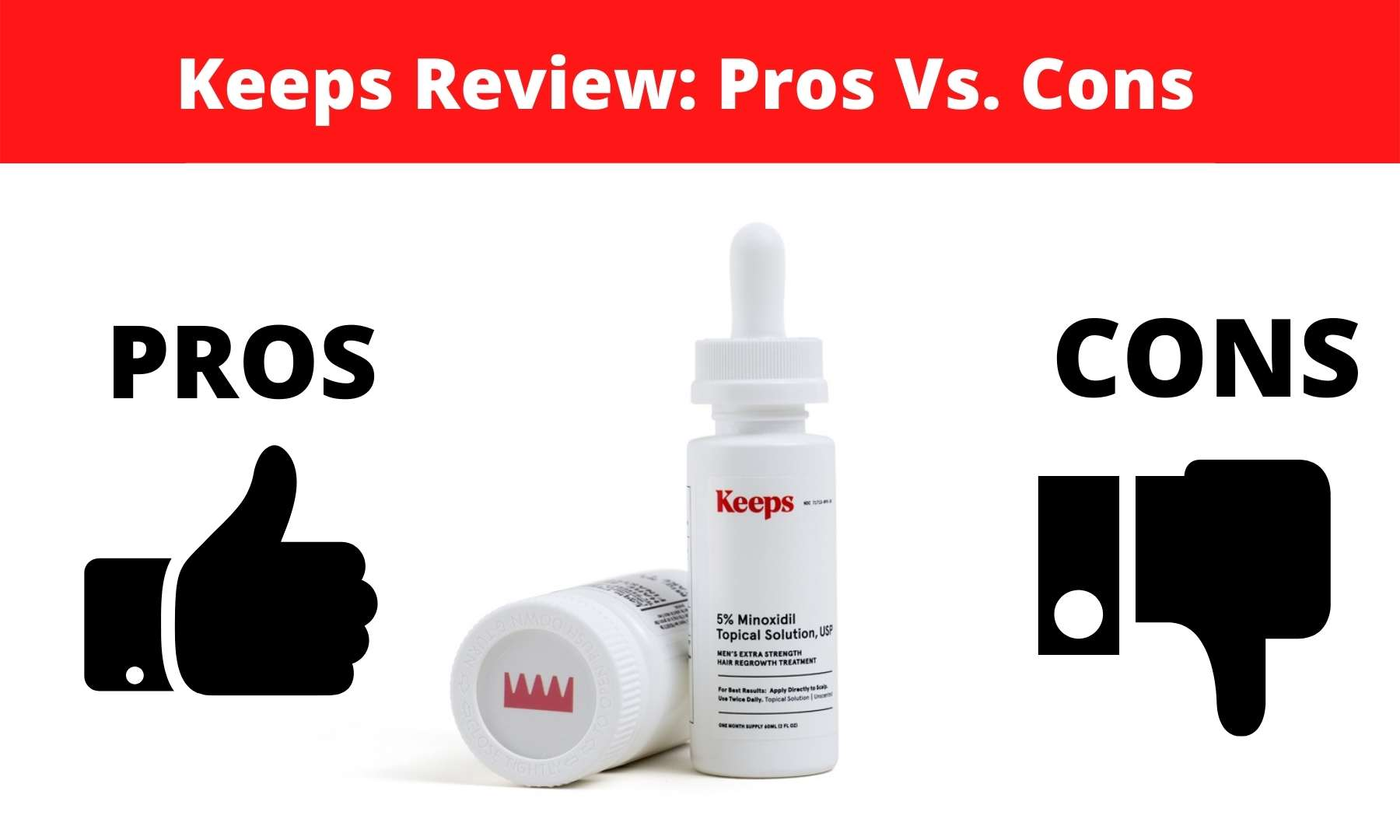 Keeps Review: pros and cons