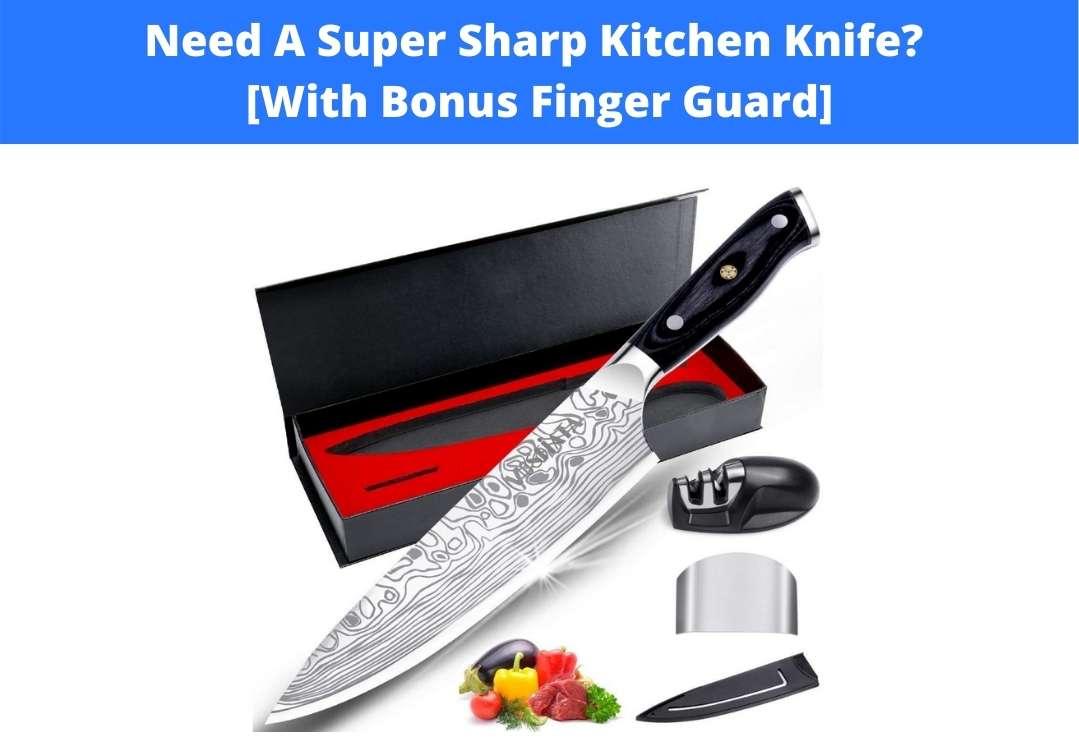 Knife For Garlic Cutting