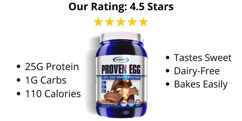 Proven Egg White Protein Powder